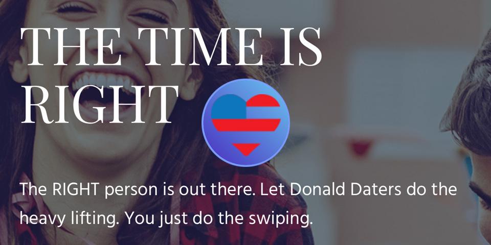 「Donald Daters」ってどんな出会い系アプリなの?