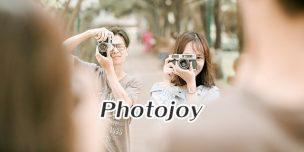 「Photojoy」マッチング成功率が格段に上がる!コスパの良いプロフィール写真